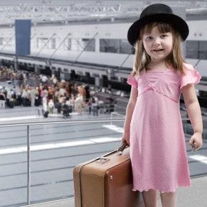 Assurance voyage enfant