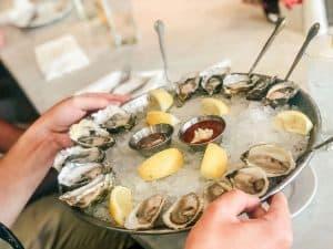 Enceinte que manger pendant les fêtes ?