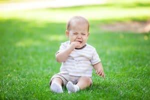 Poussées dentaires de bébé, que faire ?