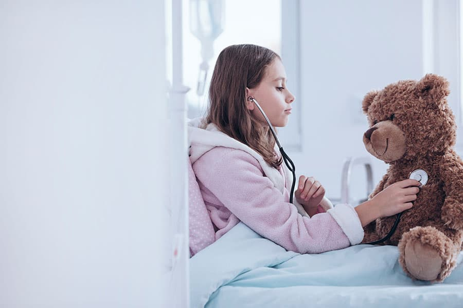 Assurance hospitalière enfant Suisse