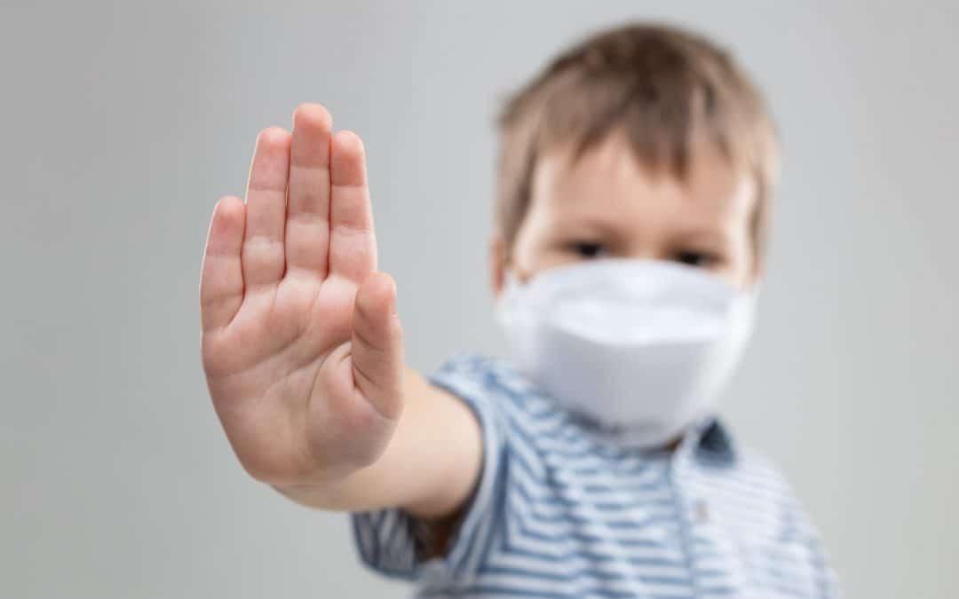 Parler du coronavirus avec son enfant