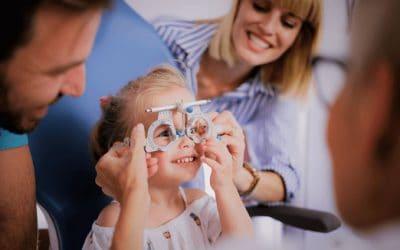 Quand emmener bébé chez l'ophtalmologue ?