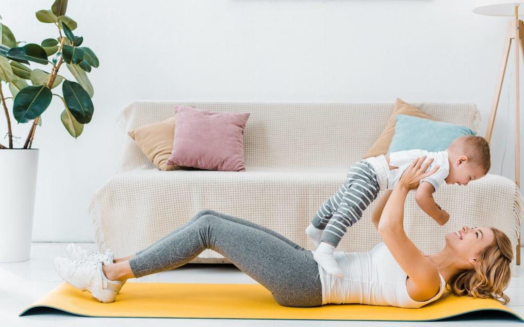 Quelle activité sportive post-natale pratiquer avec bébé ?